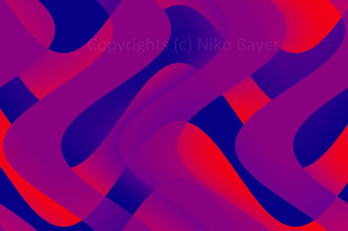 BOOMERANG - IT ALL COMES BACK - 150x100cm (variabel) - auf Alu-Dibond